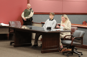 Fannin County, Georgia, Blue Ridge, Murder, 15 Year Old, Blake Dickey, Hunter Hill, Appalachian Judicial Circuit Superior Court, Judge, Brenda Weaver, Public Defender, Clint Hooker, Attorney, David Farnham, District Attorney, B. Alison Sosebee, Justin McKinney, Anna Franklin, GBI, Georgia Bureau of Investigation, Fannin County Sheriff's Office, Gainesville Regional Youth Detention Center, Elbert Shaw Regional Youth Detention Center, Fannin Regional Hospital, Drugs, Dalton Manuel, Lakota Cloer, Karen Shelley
