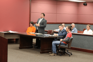 Fannin County, Georgia, Blue Ridge, Murder, 15 Year Old, 16 Year Old, Blake Dickey, Hunter Hill, Appalachian Judicial Circuit Superior Court, Judge, Brenda Weaver, Public Defender, Clint Hooker, Attorney, David Farnham, District Attorney, B. Alison Sosebee, Justin McKinney, Anna Franklin, GBI, Georgia Bureau of Investigation, Fannin County Sheriff's Office, Gainesville Regional Youth Detention Center, Elbert Shaw Regional Youth Detention Center, Fannin Regional Hospital, Drugs, Dalton Manuel, Lakota Cloer, Special Agent, Jamie Abercrombie, Dustin Hamby, Captain, Justin Turner, Investigator, John Arp, Chief Deputy, Major Keith Bosen, Elrod Lane, Maple Grove Road, Chase Havard, Kevin Shamaty, Lakota Cloer, Levi Manuel, Bruce Harvey