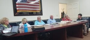 McCaysville, Fannin County, Georgia, City Council, Attorney, Revitalization Committee, Chairman, Zachary Welch, Ann Williams, Marilyn McNeill, Mayor, Thomas Seabolt, Susan Kiker, Cortney Stuart, Michael Earley, Spending, Finance