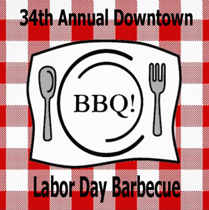 34th Annual Downtown Blue Ridge Labor Day Barbecue