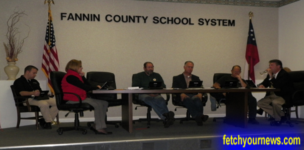 Fannin County Makes Plans to Increase School Safety