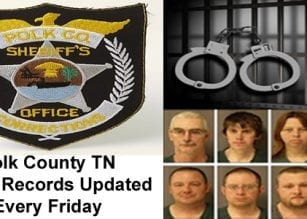 Polk County TN Arrest Report 6/23 - 6/29