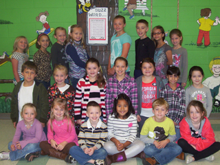 WFES-Character Ed Winners for October
