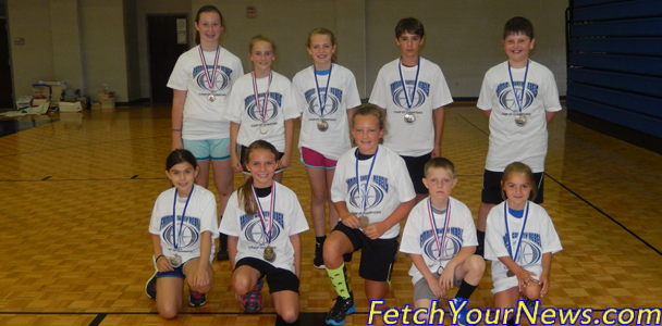 "2014 Fannin County High School Rebels Basketball ""Camp of Champions"""